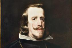 Portrait du roi Philippe IV d'Espagne, attribué à Velazquez par les experts de l'Institut Wildenstein.