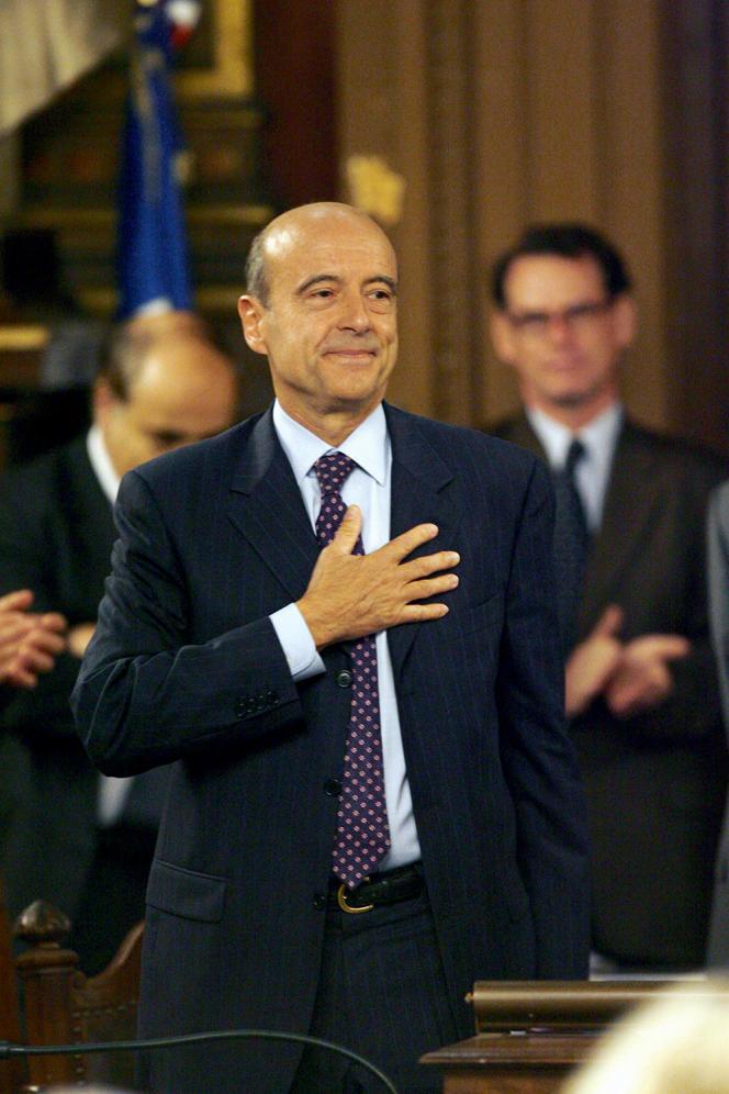 L'ancien premier ministre et maire de Bordeaux, Alain Juppé, le 13octobre 2006, à Bordeaux.