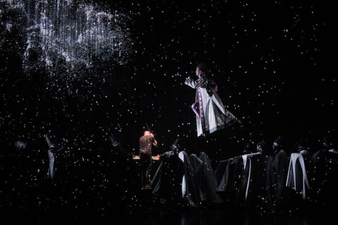 «La Reine des neiges», premier opéra du compositeur danois Hans Abrahamsen.