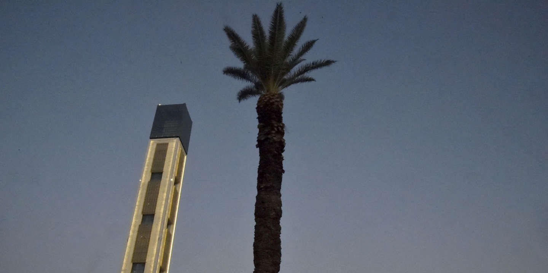 En Algérie, tollé après la publication d'une photo occultant le minaret de la Grande Mosquée d'Alger
