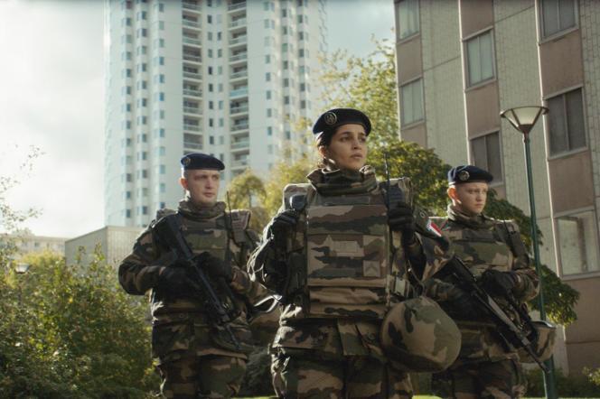 «La Troisième Guerre», film françaisde Giovanni Aloi
