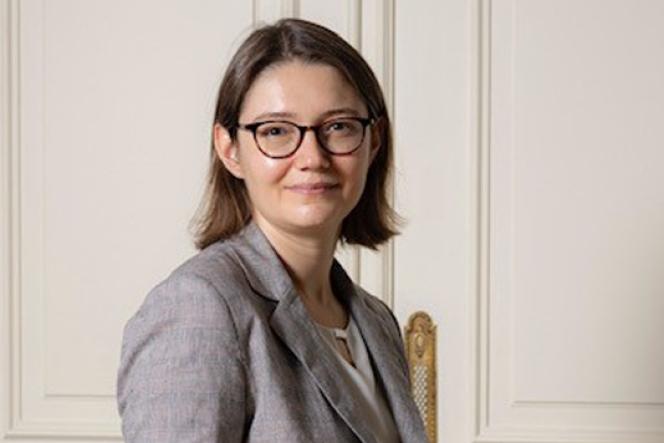 Mélanie Joder Directrice du Budget au sein du ministère de l'Économie, des Finances et de la Relance depuis le 23 août 2021. Photo: DELCOM