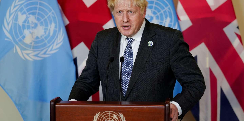 L'offensive diplomatique de Boris Johnson aux Etats-Unis