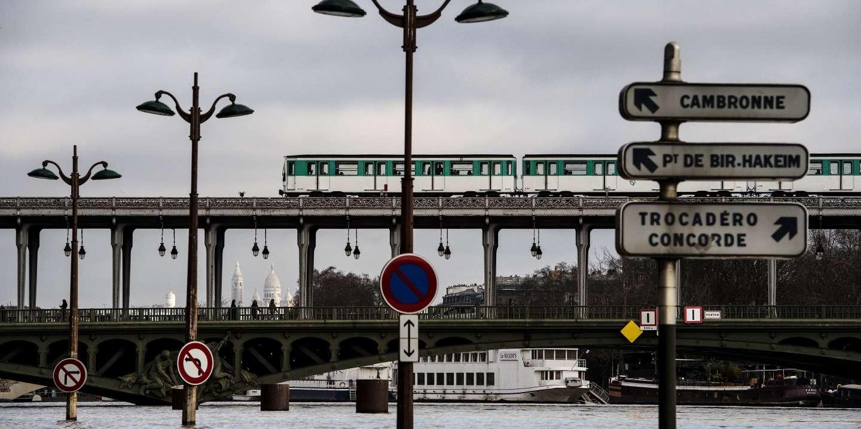 Canicules, inondations : Paris de plus en plus menacé par le changement climatique