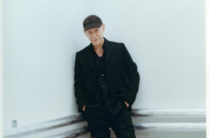 Adrian Joffe, à Paris, en septembre.