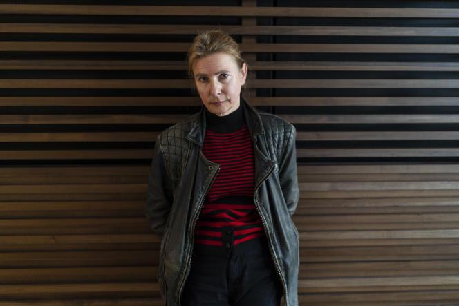 L'écrivaine américaine Lionel Shriver, à Oxford, en 2019.