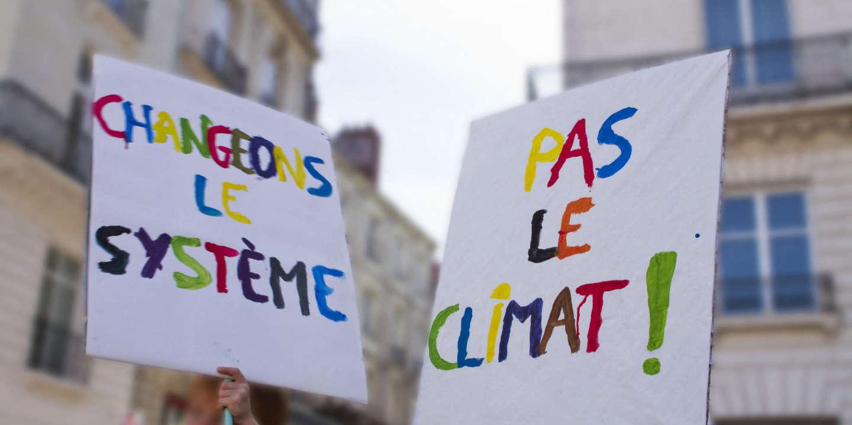 Climat : « Agir contre le dérèglement climatique devrait être un élément central de la stratégie de toute banque centrale »