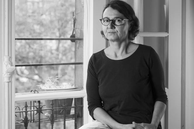 La chercheuse Yuna Chiffoleau, à Paris, le 30 août.