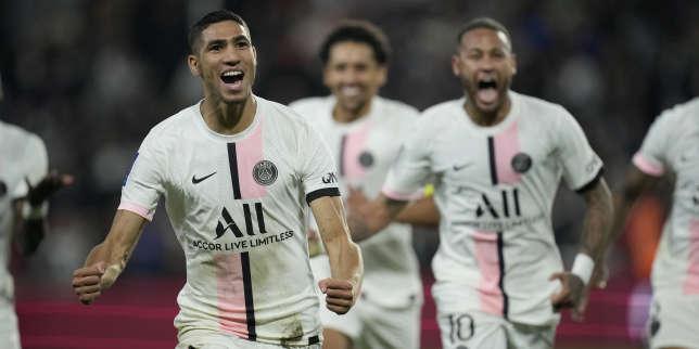 Ligue 1: le PSG bat Metz, l'OM fait match nul contreAngers