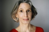 L'essayiste suisse Mona Chollet, à Paris, en 2021.