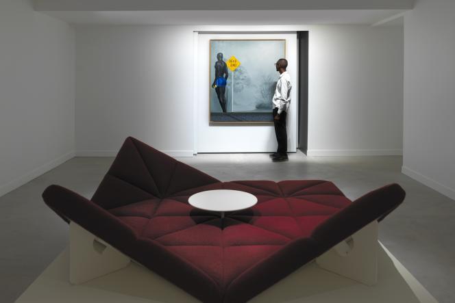 L'exposition« J'ai deux amours...», du 18septembre au 13octobre à la galerie Mariane Ibrahim, à Paris.
