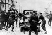 L'assassinat du roi Alexandre 1er de Yougoslavie, le 9 octobre 1934, à Marseille.