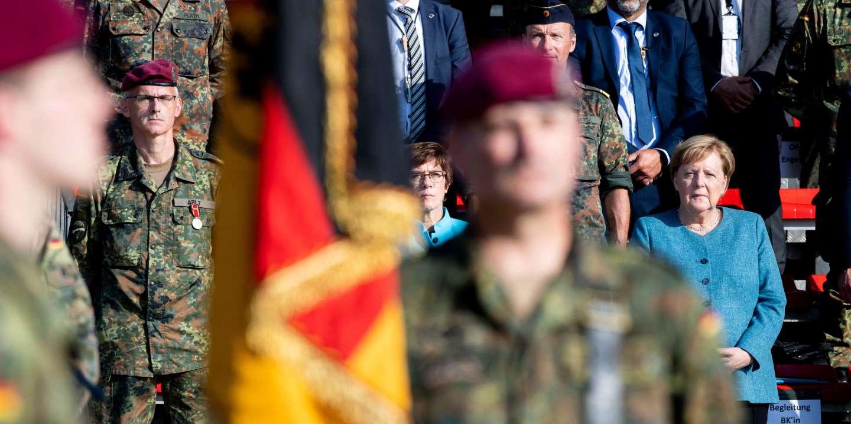 « Merkel n'a jamais été très intéressée par le débat géostratégique » : l'Allemagne, puissance réticente sur la scène internationale
