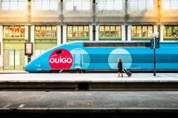Gare de Lyon, à Paris, en mars 2021.