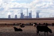 Une centrale à charbon dans la province de Mpumalanga, en Afrique du Sud, en 2018.