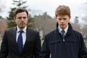 Lee Chandler (Casey Affleck) et son neveu Patrick (Lucas Hedges) dans «Manchester by the Sea», deKenneth Lonergan.