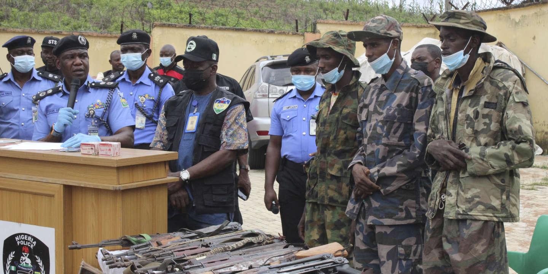 Au Nigeria, trois auteurs présumés de l'enlèvement de plus d'une centaine d'élèves arrêtés