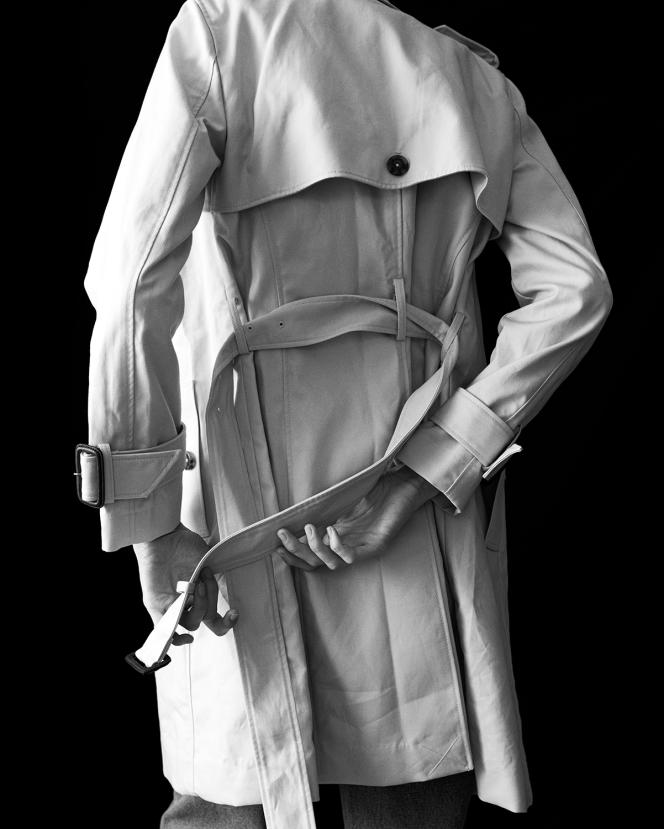 Trench Catherine, en coton, Comptoir des Cotonniers, 195€.