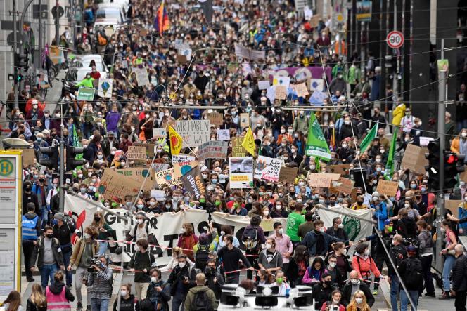 24 de setembro de 2021 é a sexta-feira global para uma futura greve em Berlim, dois dias antes das eleições federais alemãs.