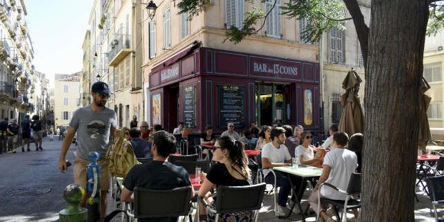 «Quand tu arrives ici, tu te dis que rien n'est cher»: les Parisiens s'entichent de Marseille