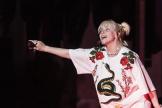 Billie Eilish au concert Global Citizen Live à New York, le 25 septembre 2021.