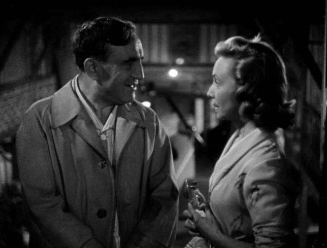 Pierre Gauthier (Charles Vanel) et Thérèse Gauthier (Madeleine Renaud) dans «Le Ciel est à vous» (1944), de Jean Grémillon.