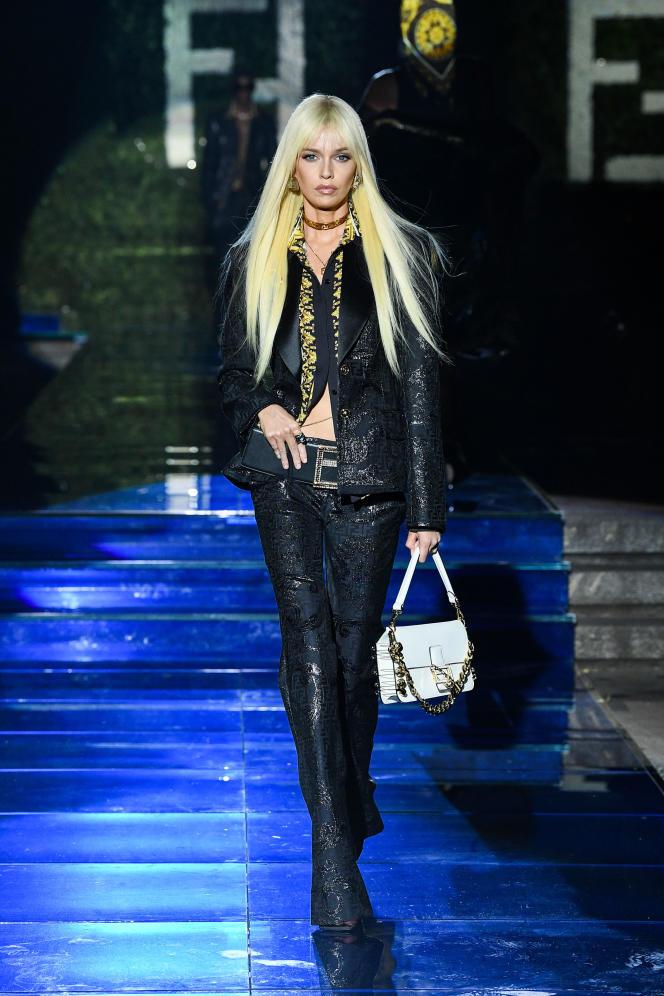 Fendi by Versace.