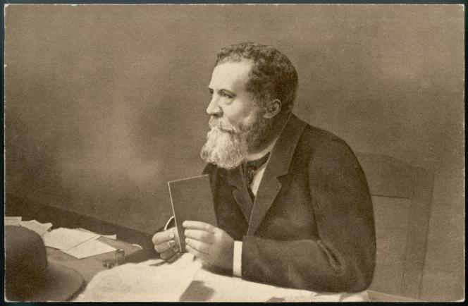Jean Jaurès. Photographe et date inconnus.