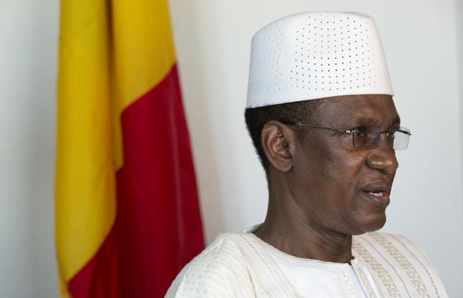 Le premier ministre malien, Choguel Maïga, à New York, le 26septembre 2021.