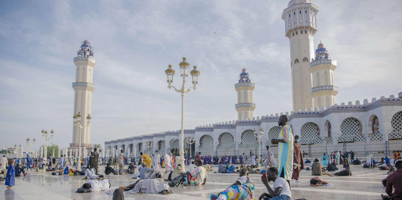 Au Sénégal, foules de fidèles soufies à Touba pour le pèlerinage annuel du Magal