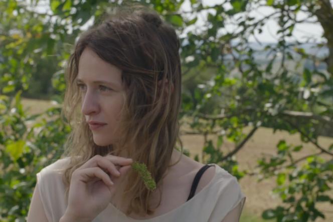 Christa Theret dans« Œil oignon », deMichel Zumpf.