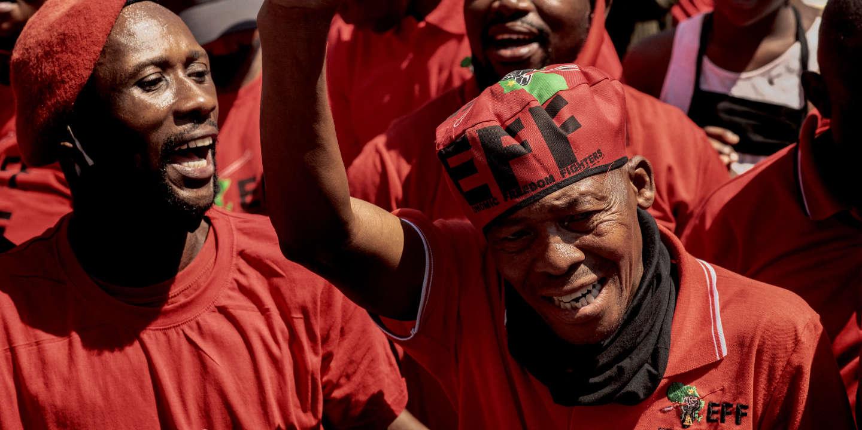 «C'est simple, ils pillent»: en Afrique du Sud, l'ANC dans le viseur de la gauche radicale