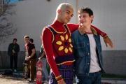 Justice Smith (gauche) et Uly Schlesinger (droite), deux des personnages de la série pour adolescents «Genera+ion », à voir sur Canal+.