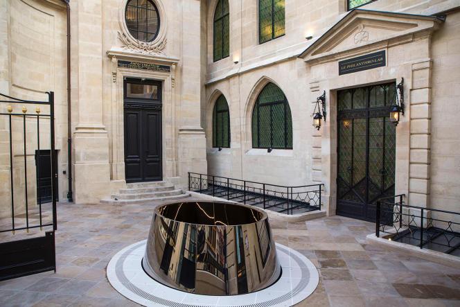 Le Philanthro Lab, dans le 5e arrondissement de Paris.