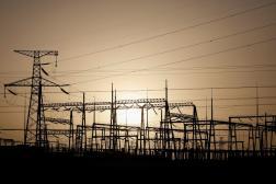 Une centrale électrique alimentant la région du Gansu, près de Yumen (Chine), le 25 septembre 2020.