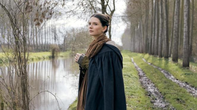 Joséphine Japy dans «Eugénie Grandet»,deMarc Dugain.