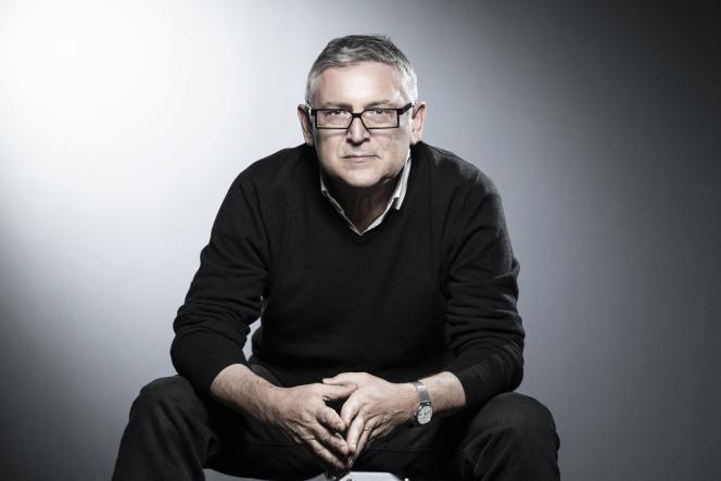Le philosophe Michel Onfray, le 8 octobre 2018, à Paris.