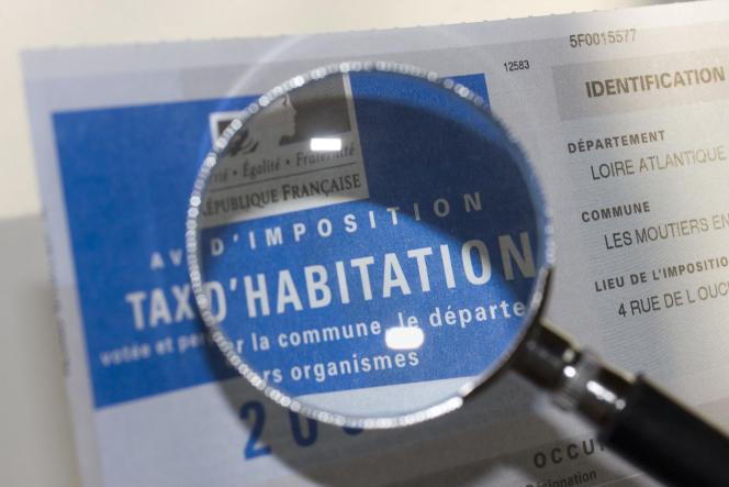 La suppression de la taxe d'habitation a commencé de manière progressive en2018.