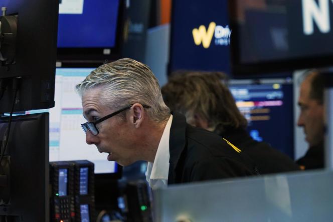 On the New York Stock Exchange, September 28, 2021.