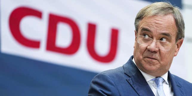 Elections en Allemagne: remous à la CDU après la défaite d'Armin Laschet aux législatives
