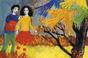 « La Traversée », film d'animation français de Florence Miailhe,ou comment dépeindre le malheur aux enfants ?