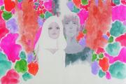 Visuel de «Belladonna» (1973), réalisé par Eiichi Yamamoto.