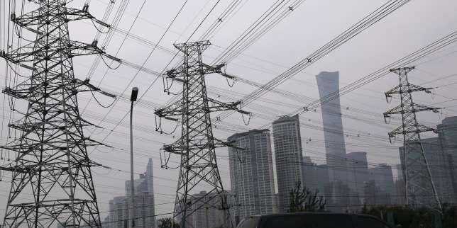 La Chine subit les plus importantes pénuries d'électricité de son histoire récente