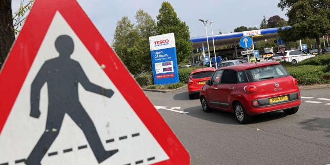 Au Royaume-Uni, une persistante pénurie d'essence
