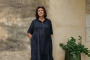 Francesca Gee, près de Fleurance, dans le Gers, le 27septembre 2021.