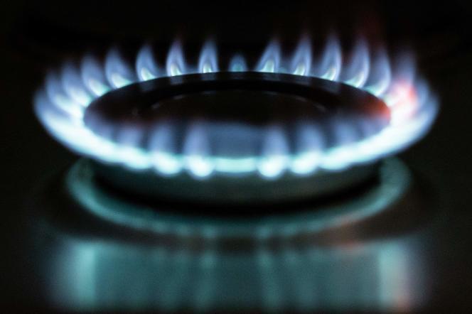 Brûleur à gaz, à Lavau-sur-Loire (Loire-Atlantique), le 29 septembre 2021.