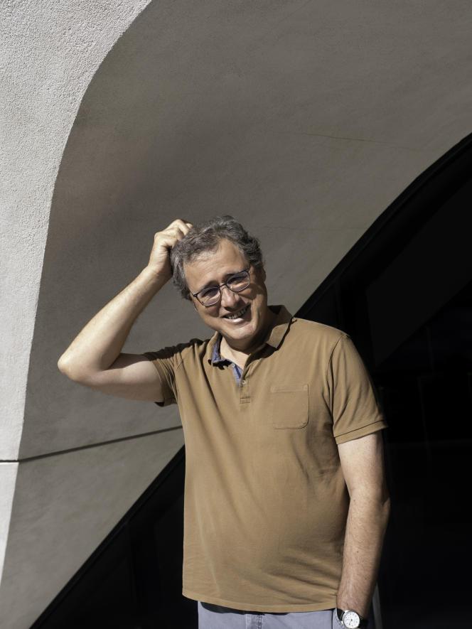 Pascal Mayer, Paris, September 2021.