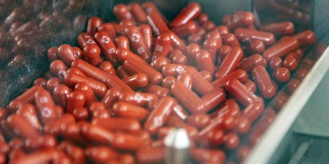 Covid-19 en France: 50000doses de l'antiviral de l'américain Merck commandées