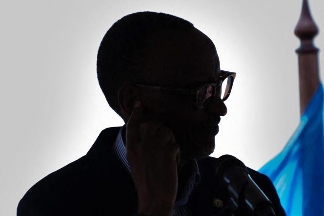 Le président rwandais, Paul Kagame, à Pemba, au Mozambique, le 25septembre 2021.