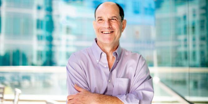 David Julius, professeur et président du département de physiologie de l'université de Californie San Francisco(UCSF),à San Francisco, en septembre 2019.